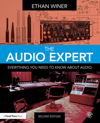 The Audio Expert Everything You Need to Know About Audio book cover
