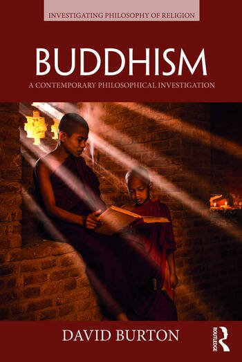 Buddhism A Contemporary Philosophical Investigation book cover