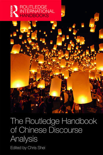 The Routledge Handbook of Chinese Discourse Analysis book cover