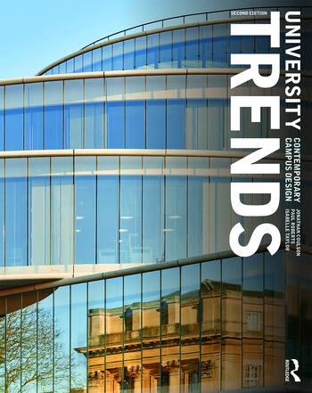 University Trends Contemporary Campus Design book cover