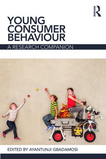 Young Consumer Behaviour A Research Companion book cover