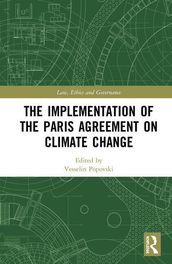 The Implementation Of The Paris Agreement On Climate Change Crc