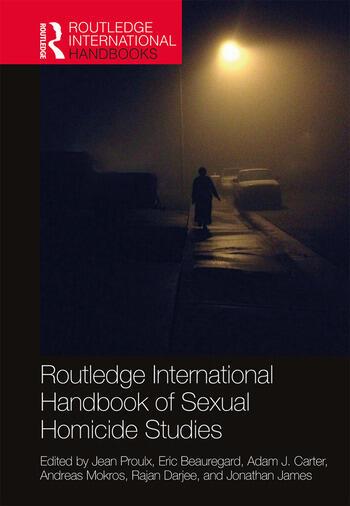Routledge International Handbook of Sexual Homicide Studies book cover
