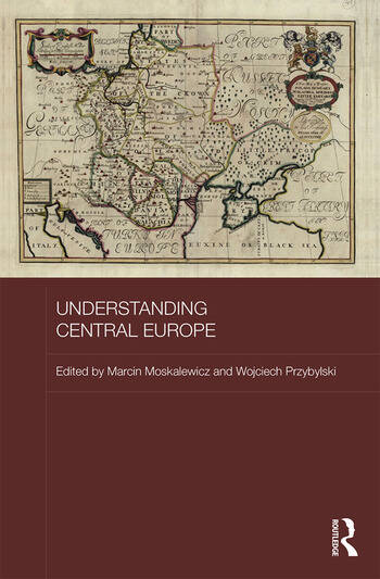 Understanding Central Europe book cover