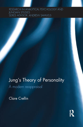 Jung's Theory of Personality A modern reappraisal book cover