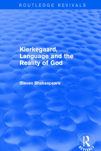Revival: Kierkegaard, Language and the Reality of God (2001) book cover