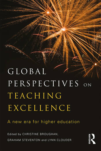 Global Perspectives on Teaching Excellence A new era for higher education book cover