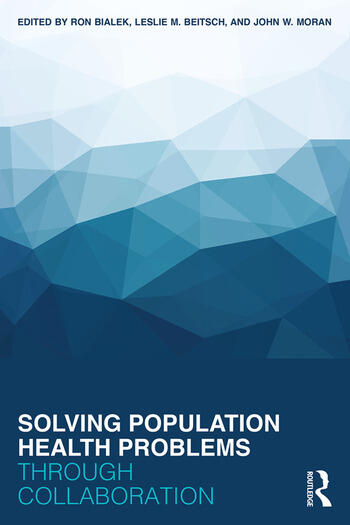 Solving Population Health Problems through Collaboration book cover