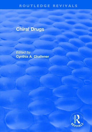 Chiral Drugs book cover