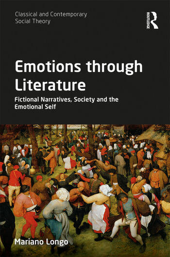 Emotions through Literature Fictional Narratives, Society and the Emotional Self book cover
