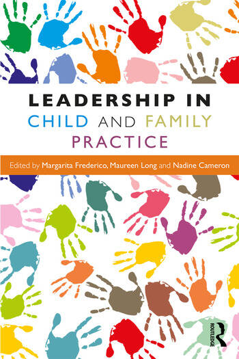 Leadership in Child and Family Practice book cover