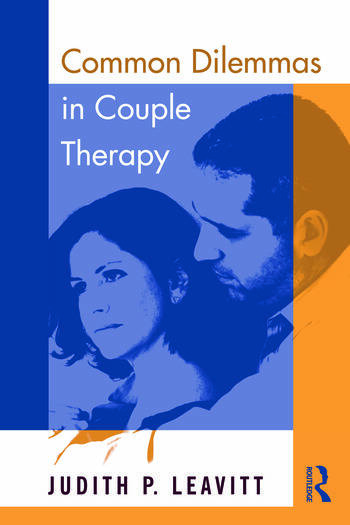 Common Dilemmas in Couple Therapy book cover