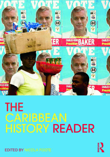 The Caribbean History Reader book cover