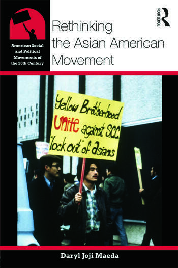 Rethinking the Asian American Movement book cover