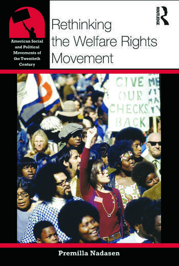 Rethinking the Welfare Rights Movement book cover