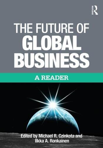 The Future of Global Business A Reader book cover