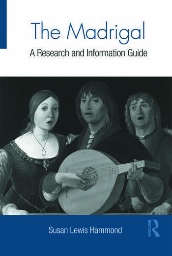 The Madrigal A Research and Information Guide book cover