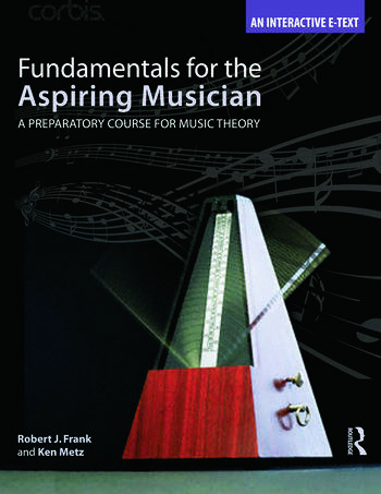 Fundamentals for the Aspiring Musician A Preparatory Course for Music Theory book cover