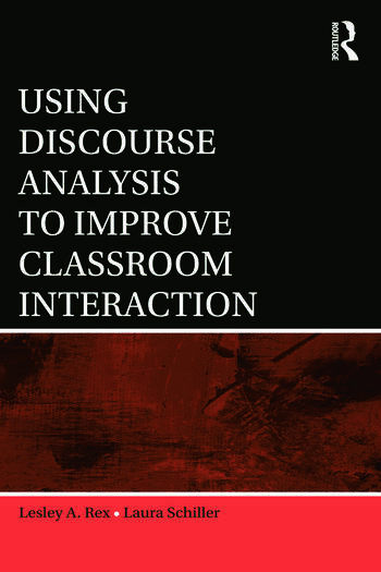 Using Discourse Analysis to Improve Classroom Interaction book cover