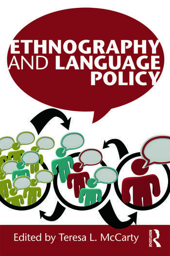 Ethnography and Language Policy book cover