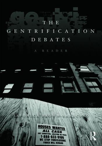 The Gentrification Debates A Reader book cover