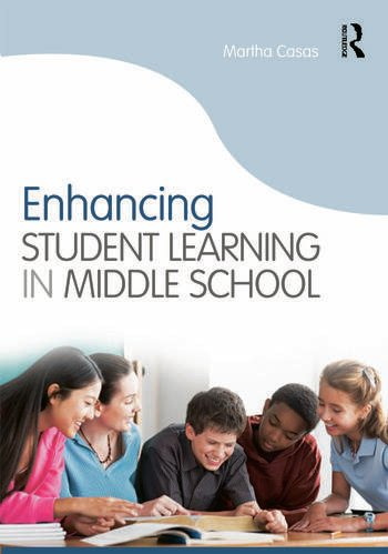 Enhancing Student Learning in Middle School book cover