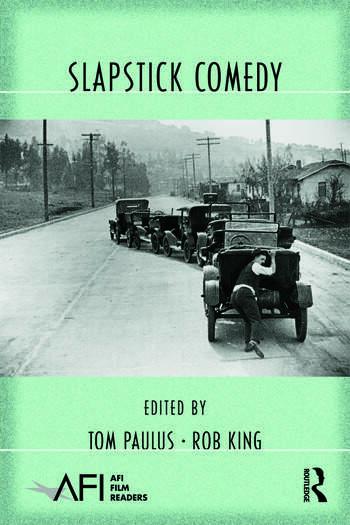 Slapstick Comedy book cover