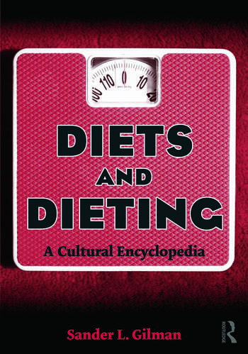 Diets and Dieting A Cultural Encyclopedia book cover
