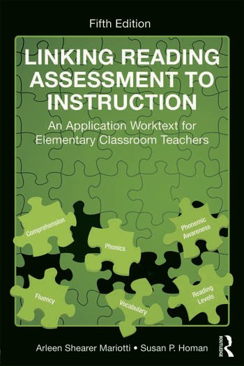 Linking Reading Assessment to Instruction An Application Worktext for Elementary Classroom Teachers book cover