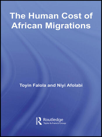 The Human Cost of African Migrations book cover
