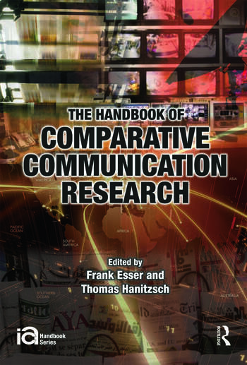 The Handbook of Comparative Communication Research book cover