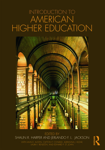 Introduction to American Higher Education book cover