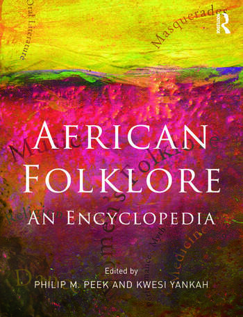 African Folklore An Encyclopedia book cover