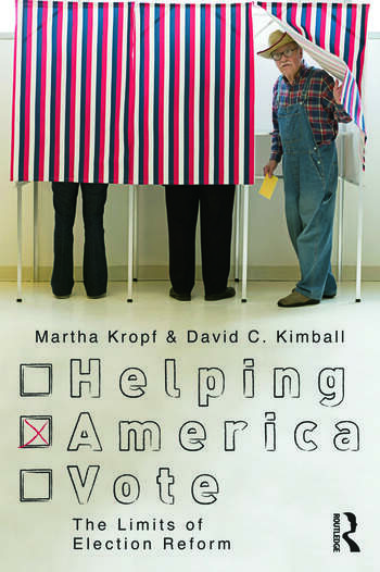 Helping America Vote The Limits of Election Reform book cover