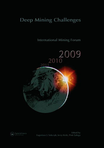 Deep Mining Challenges International Mining Forum 2009 book cover