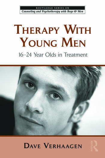Therapy With Young Men 16-24 Year Olds in Treatment book cover