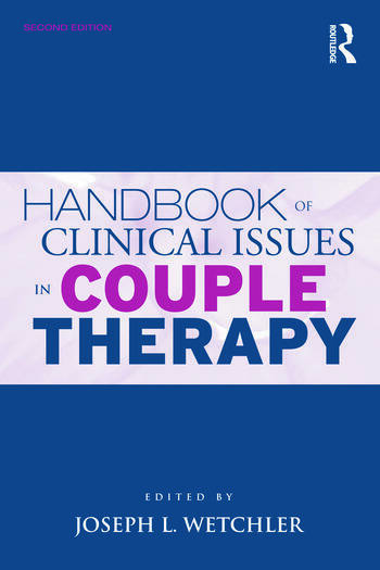 Handbook of Clinical Issues in Couple Therapy book cover