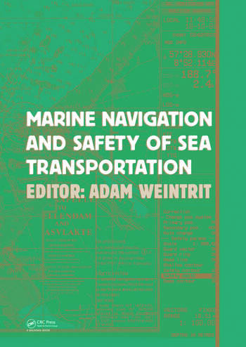 Marine Navigation and Safety of Sea Transportation book cover