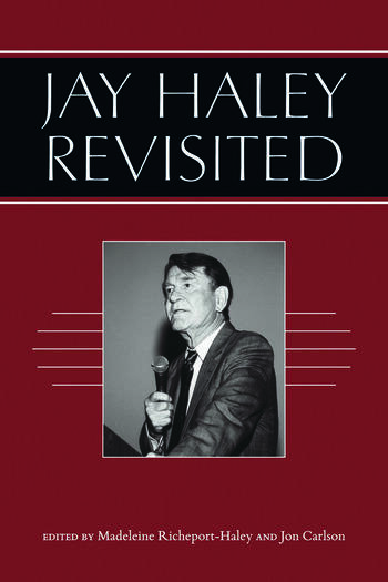 Jay Haley Revisited book cover