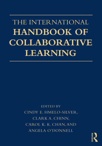 The International Handbook of Collaborative Learning book cover