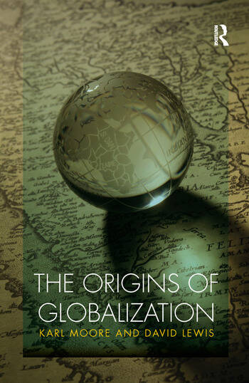 The Origins of Globalization book cover