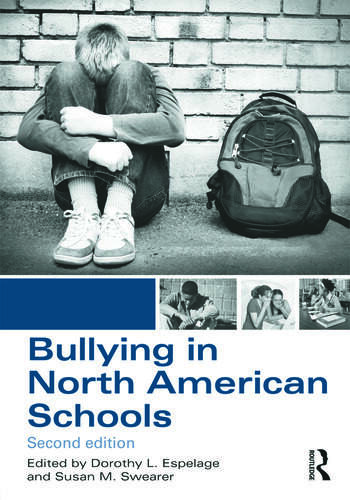 Bullying in North American Schools book cover