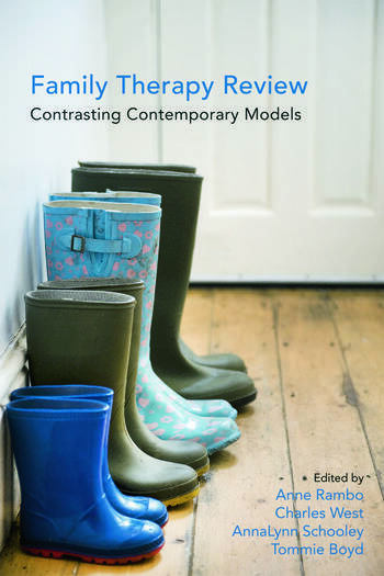 Family Therapy Review: Contrasting Contemporary Models book cover
