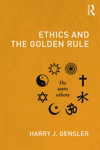 Ethics and the Golden Rule book cover