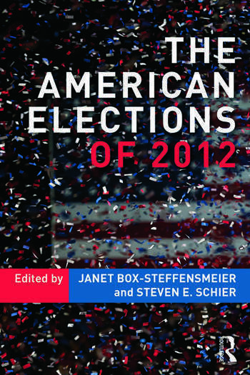 The American Elections of 2012 book cover