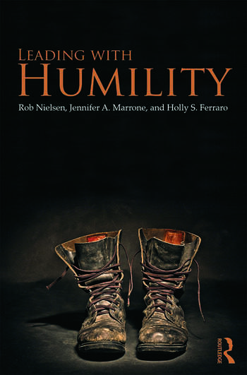 Leading with Humility book cover