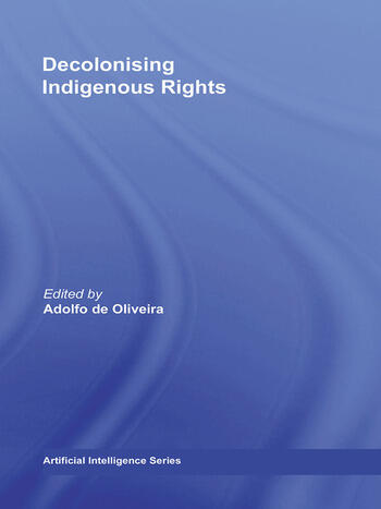 Decolonising Indigenous Rights book cover