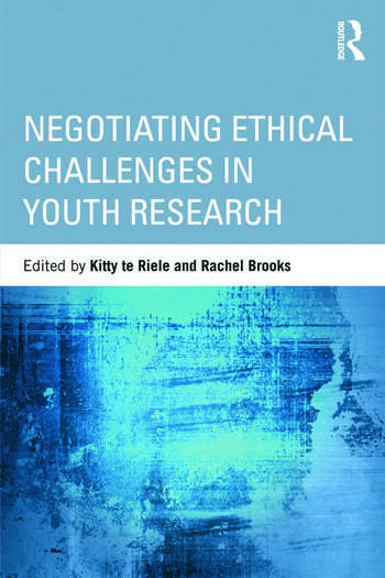 Negotiating Ethical Challenges in Youth Research book cover