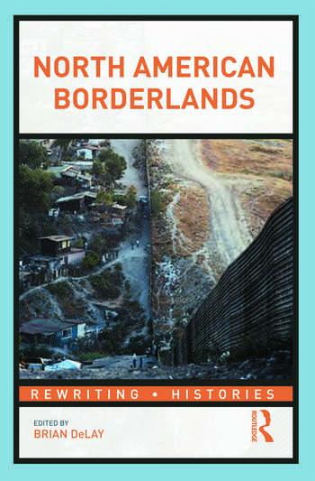 North American Borderlands book cover