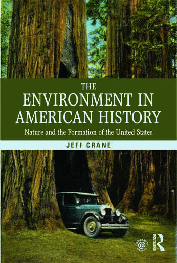 The Environment in American History Nature and the Formation of the United States book cover